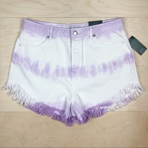wild fable Shorts - NWT Wild Fable High Rise Tie Dye Shorts